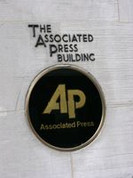 AP-Gebäude in New York City