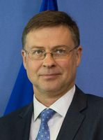 Valdis Dombrovskis (2019)