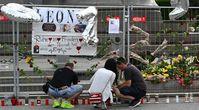 Das traurige Schicksal der grausam ermordeten Leonie (13) bewegt die Bürger weiterhin. Bild: Peter Fenk / WB / Eigenes Werk