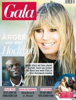 "GALA Cover 31/2019 (EVT: 25. Juli 2019) / Bild: ""obs/Gruner+Jahr, Gala"""