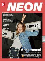 """Cover NEON 09/2017. Bild: """"obs/Gruner+Jahr, NEON"""""""