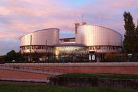 Gebäude des Europäischen Gerichtshofes für Menschenrechte (EGMR) in Straßburg.