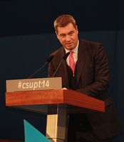 Markus Söder (2014)