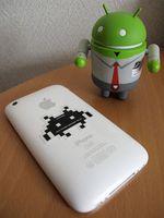 Android: Schädling. Bild: MIKI Yoshihito, flickr.com