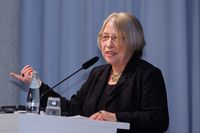 Antje Vollmer Bild: Heinrich-Böll-Stiftung, on Flickr CC BY-SA 2.0