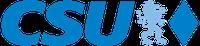 Christlich-Soziale Union in Bayern e. V. (Kurzbezeichnung: CSU) Logo