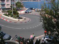 Langsamste Stelle im Formel-1-Kalender: Haarnadel am Hotel Fairmont