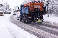 Räumfahrzeug / Winterdienst (Symbolbild)
