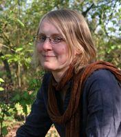 Dipl.-Biogeographin Sabrina Backhaus, die derzeit ihre Promotion an der Universität Bayreuth auf dem Quelle: Foto: Sabrina Backhaus, Universität Bayreuth; mit Quellenangabe zur Veröffentlichung frei. (idw)
