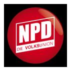 Logo von der Nationaldemokratischen Partei Deutschlands – Die Volksunion