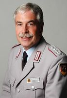 Oberst Ulrich Kirsch Bild: DBwV