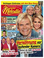 """Cover """"Meine Melodie"""" (07/2021; EVT: 17. Juni)  Bild: Meine Melodie Fotograf: Meine Melodie"""