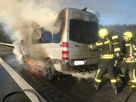 Brandbekämpfung Bild: Feuerwehr