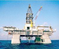 "Die ""Deepwater Horizon"" vor ihrer Explosion. Bild: deepwater.com"