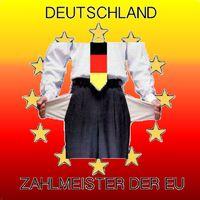 Deutschlands Regierung zahlt international und freigiebig - die Verlierer sind die Deutschen (Symbolbild)