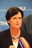 Christine Lieberknecht (2014), Archivbild