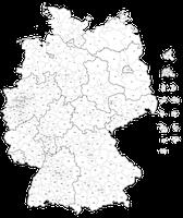 Bundestagswahlkreise 2017