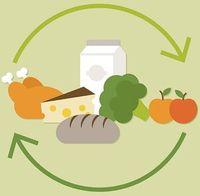 Nahrungsmittelkreislauf: Start-up hilft beim Sparen. Bild: myfoody.it