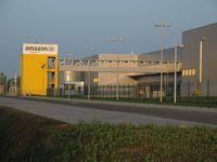 Amazon Versandzentrum in Leipzig
