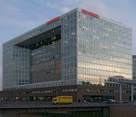 Spiegel-Verlag: Neubau auf der Ericusspitze, bezogen September 2011