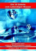 """ebook: """"10 Gebote vom Lebendigen Wasser"""""""