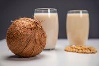 Kokos, Soja und Co oder Kuhmilch?  Bild: ZDF Fotograf: Stefan Spoo