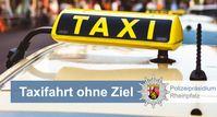 Taxi Bild: Polizei