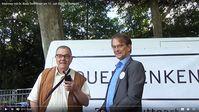 Hans Tolzin und Dr. Bodo Schiffmann (2020)
