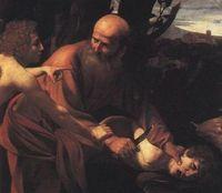 Opferung Isaaks: sensibles Thema. Bild: Wikipedia, gemeinfrei