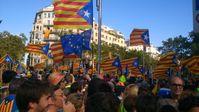 Die kathalonische Unabhängigkeitsbewegung (2017)