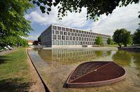 Bundesarbeitsgericht: Außenansicht 2011