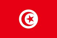Flagge von Tunesien