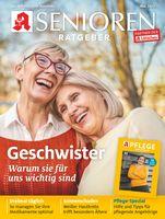 """Titelcover Senioren Ratgeber 5/2020 / Bild: """"obs/Wort & Bild Verlag - Gesundheitsmeldungen"""""""