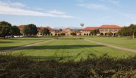 Haupteingang der Stanford University