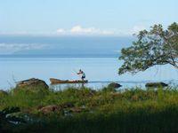 Blick auf den Nicaraguasee Quelle: Axel Meyer (idw)