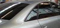 Audi A6 mit getönten Scheiben