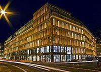 Linde Zentrale in München Bild: Marcus Vetter / www.marcusvetter.de / de.wikipedia.org
