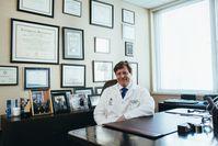 Arzt Büro Doktor