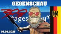 "Bild: SS Video: "" GEGENSCHAU - 04.04.2021"" (https://www.bitchute.com/video/1YXfEGqhKfy2/) / Eigenes Werk"