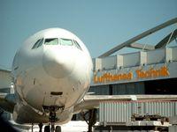 Lufthansa-Technik-Basis in Hamburg