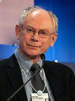 Herman Van Rompuy Bild: http://www.flickr.com/photos/worldeconomicforum / de.wikipedia.org