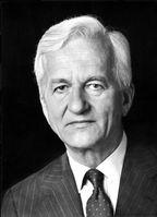 Bundespräsident Richard von Weizsäcker, 1984