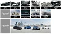 "THE ROLLS-ROYCE PHANTOM TIMELINE Bild: ""obs/Rolls-Royce Motor Cars"""