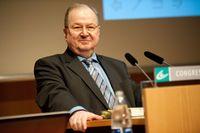 Buschkowsky auf dem Kongress christlicher Führungskräfte im Januar 2013.