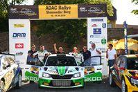 Erfolgspilot Fabian Kreim feiert den vierten Sieg beim vierten DRM-Auftritt in Ostwestfalen.