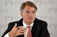 BVR-Präsident Uwe Fröhlich: Bild: Bundesverband der Deutschen Volksbanken und Raiffeisenbanken