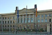 Ehemaliges Preußisches Herrenhaus, Sitz des Bundesrates. Bild: campsmum / Patrick Jayne and Thomas