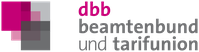 Das Logo des DBB Beamtenbund und Tarifunion