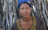 Lastwagen haben Berichten zufolge Ranyane erreicht, um Buschleute von ihrem angestammten Land zu verteiben. Bild: Survival International