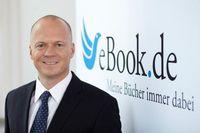 """eBook.de-Geschäftsführer Per Dalheimer. Bild: """"obs/Libri.de Internet GmbH"""""""